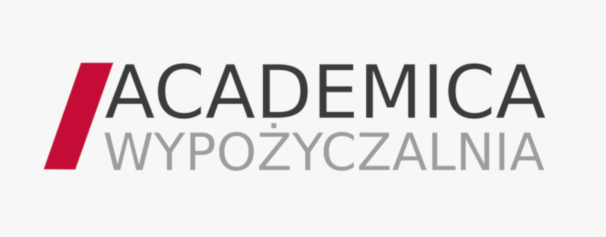 logo wypożyczalni academika